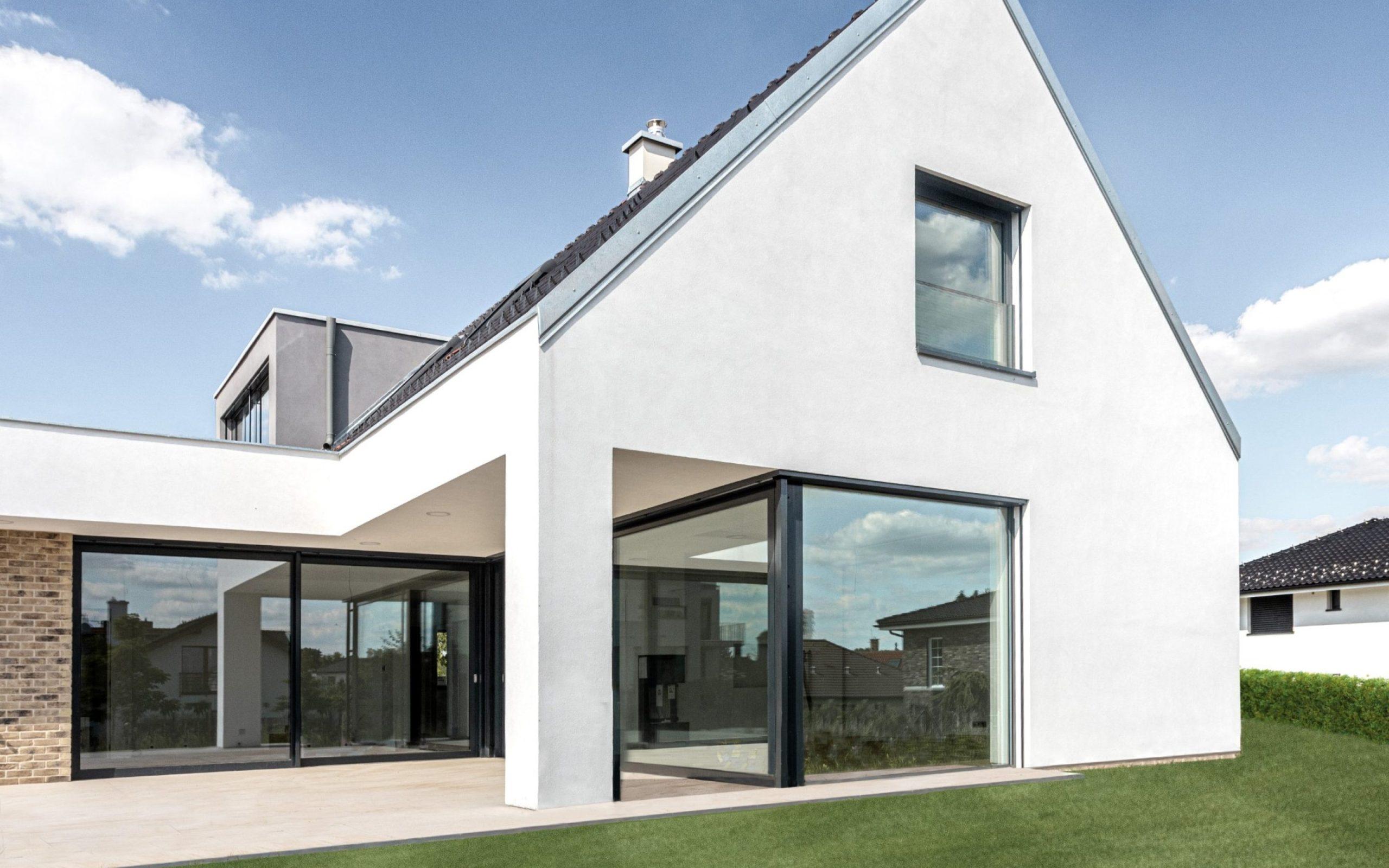 První vzorový e4 dům byl zkolaudován