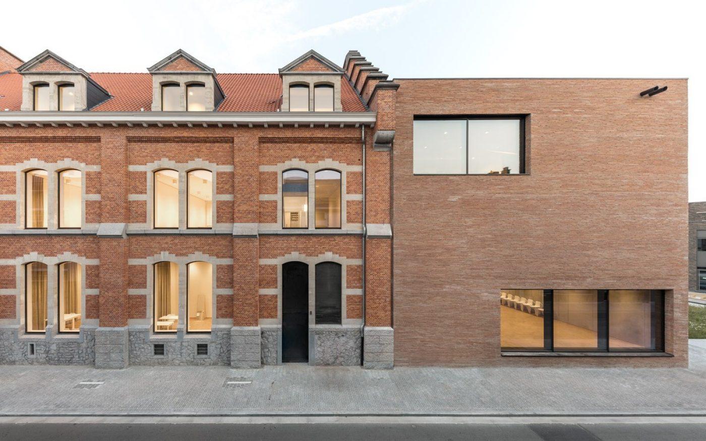 Brick Award 2022: 10. ročník mezinárodní architektonické soutěže cihlových staveb byl vyhlášen
