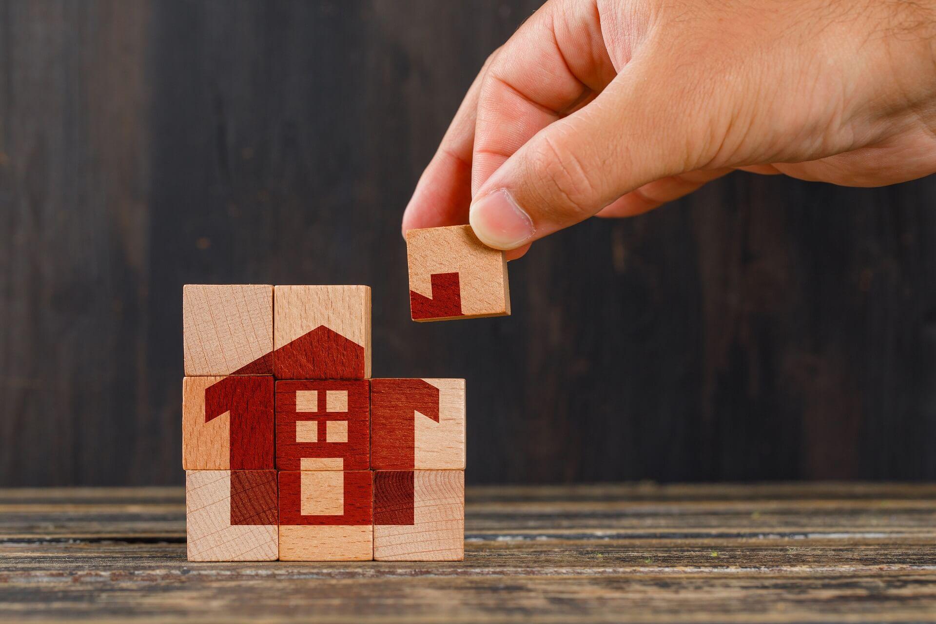 Realizace rodinných domů