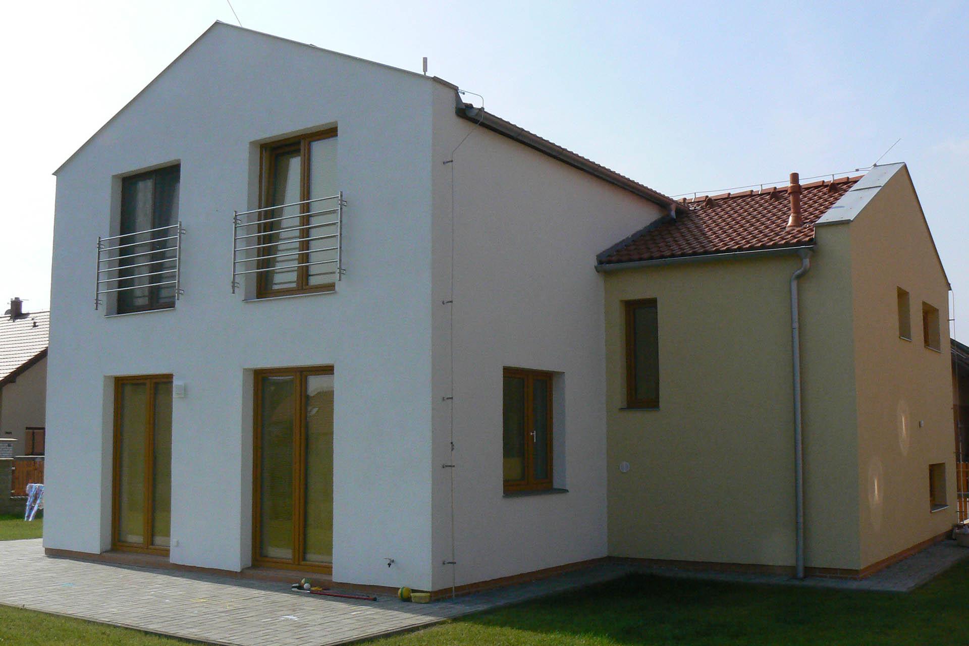Rodinný dům VARIO 3-15-7